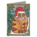 Fat Cat Greeting Cards