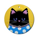 Black Cat Ornaments
