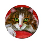 Maine Coon Cat Ornaments