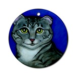 Scottish Fold Cat Ornaments