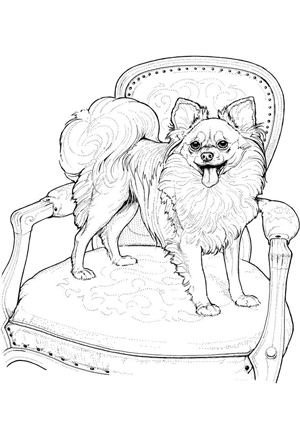 goldendoodle puppy coloring pages - photo#25