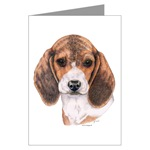 Beagle Greeting Cards