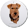 Airedale Terrier Ornaments