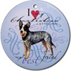 Australian Cattle Dog Ornaments
