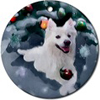 American Eskimo Dog Ornaments