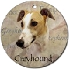 Greyhound Ornaments