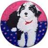 Old English Sheepdog Ornaments