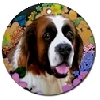 Saint Bernard Ornaments