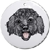 Schnoodle Ornaments