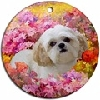 Shih Tzu Ornaments