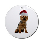 Silky Terrier Ornaments