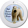 Wheaten Terrier Ornaments