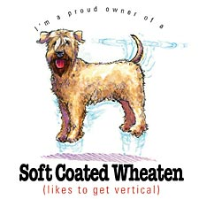 Wheaten Terrier T-Shirts